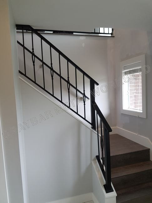 rail big interior railing style railings gallery signature